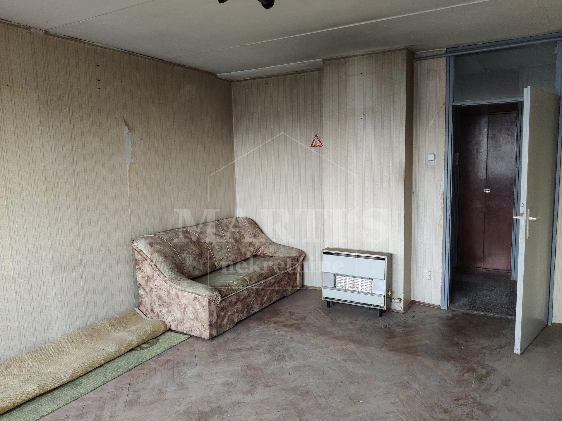 2 rooms, Apartment, 51m², 5 Floor