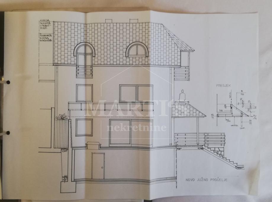 House, 350m², Plot 50m²