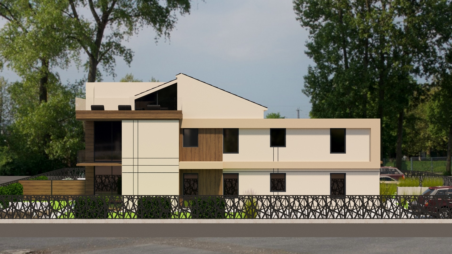 4 rooms, Apartment, 106m², 1 Floor