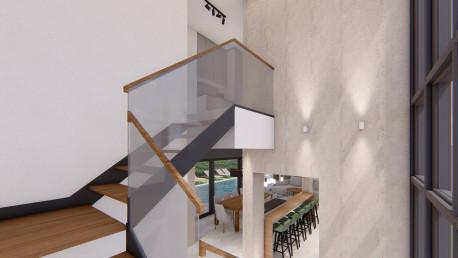 House, 300m², Plot 600m²