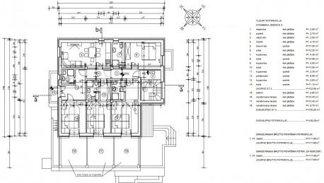 House, 460m², Plot 1100m²