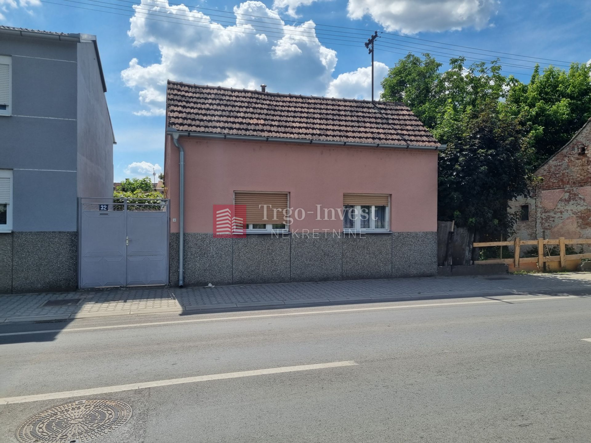 House, 80m², Plot 249m²