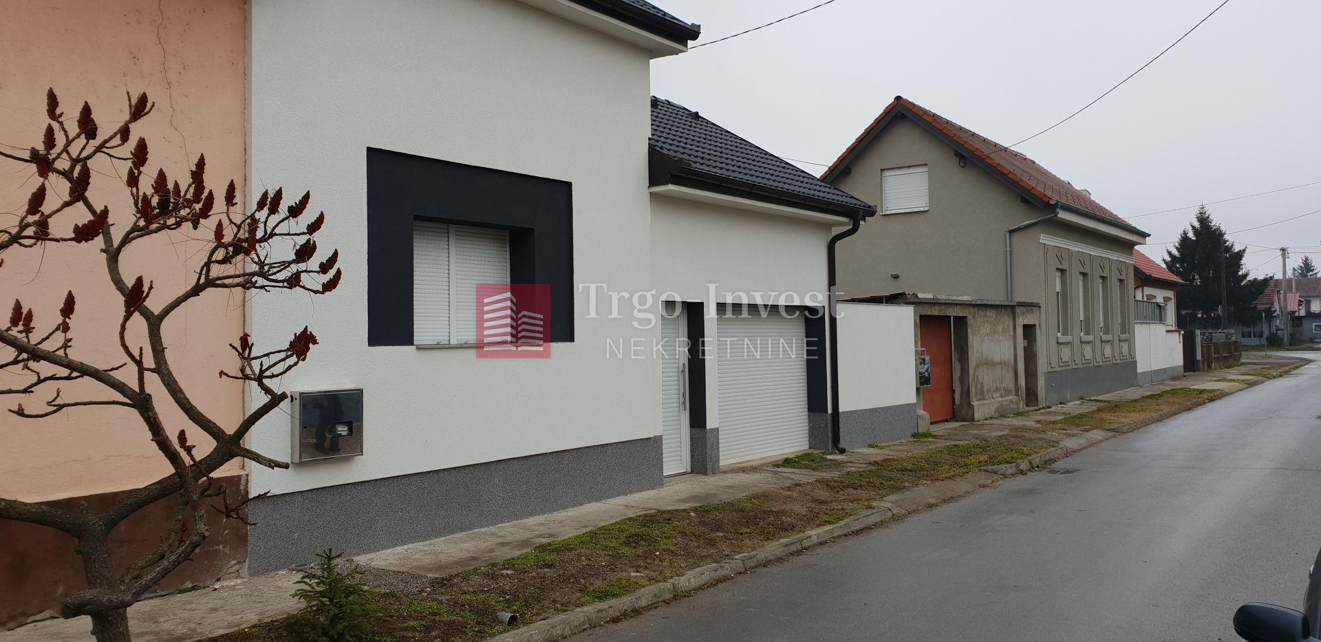House, 110m², Plot 500m²