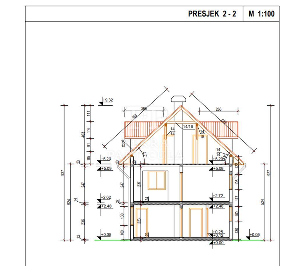 House, 261m², Plot 1649m²