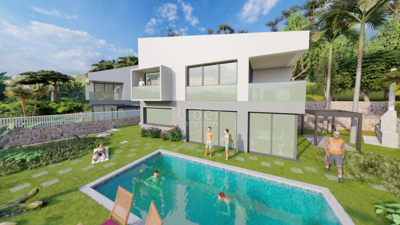 House, 123m², Plot 500m²
