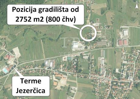 2752m², Plot