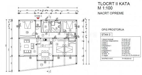 5 rooms, Apartment, 179m², 2 Floor
