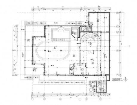 House, 1200m², Plot 930m²