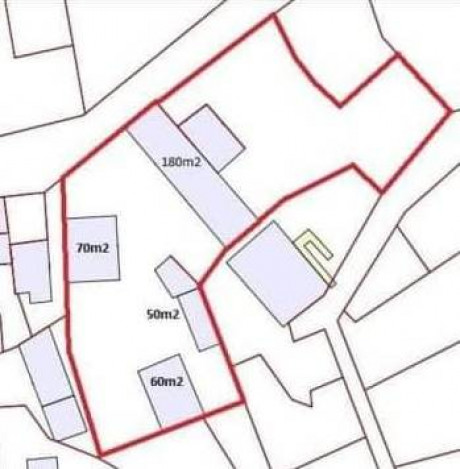 House, 850m², Plot 1509m²
